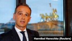 German Foreign Minister Heiko Maas (file photo)
