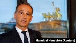 Ministrul german de externe Heiko Maas