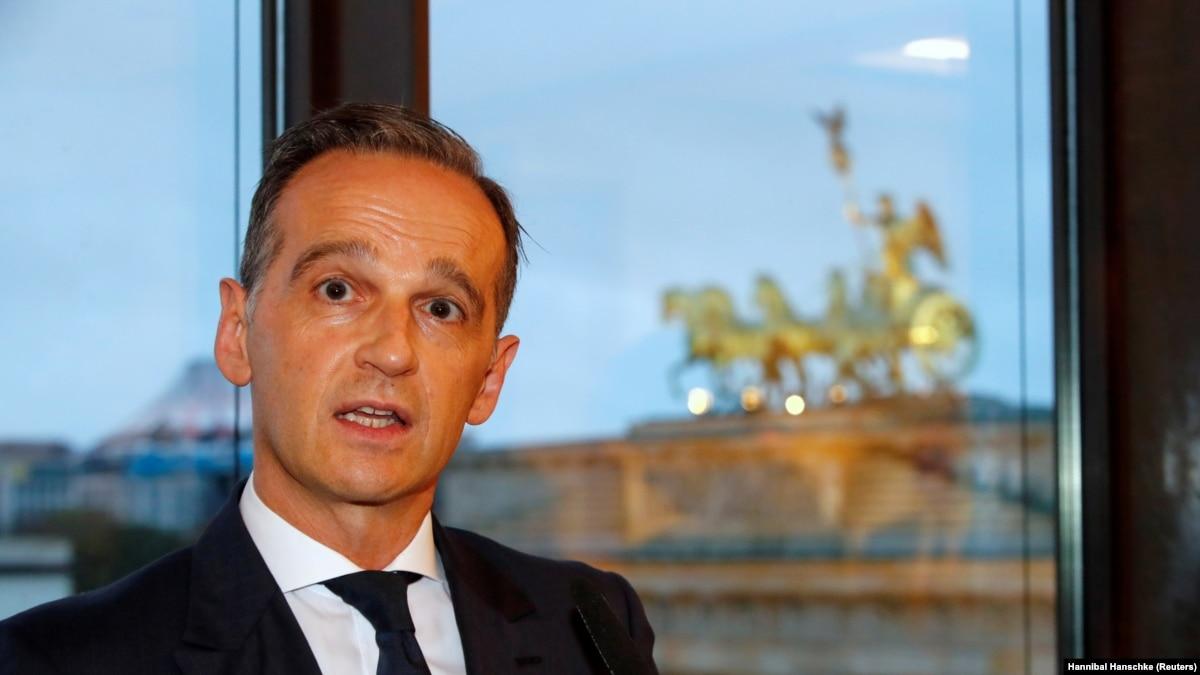 Глава МИД Германии не сможет полететь на Донбасс
