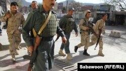 Авганистанската полиција е распоредена низ Кабул