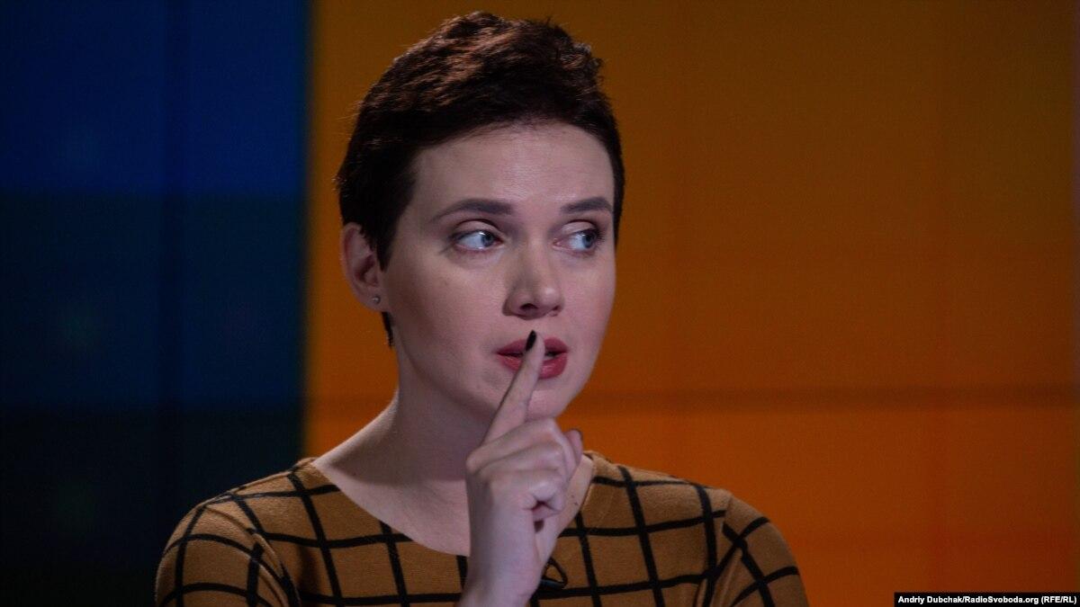 «Зеленськ��и не готов отвечать на некомфортные вопросы» – Янина Соколова