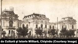 Clădirea care a adăpostit Sfatul Țării la 1917, Chișinău