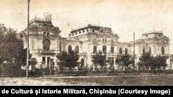 Clădirea Sfatului Țării (1917)