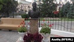 Баш прокуратура каршында Николай IIгә куелган бюст