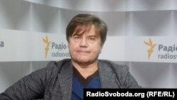 Вадим Карасев в студии Радио Свобода