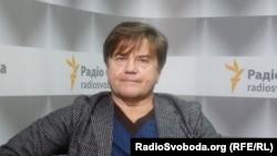 Вадим Каресев в студии Радио Свобода