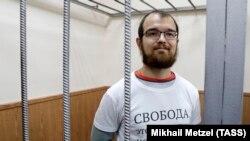 Russia activist Aleksei Minyailo