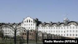 Университет в Грозном.