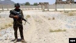 Kandahar, garawulda duran owgan esgeri