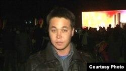 Kazakh journalist Orken Zhoyamergen