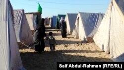 Kamp në Irak, foto nga arkivi