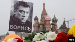 Boris Nemtsov burada öldürülüb
