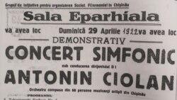 Cultură și politică: Amintirea unui remarcabil dirijor român, Antonin Ciolan