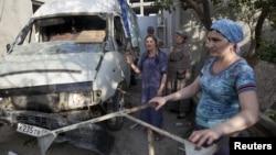 Спецоперация в Каспийске, архивное фото