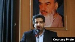 روحالله سُلگی، معاون سیاسی بسیج اساتید تهران بزرگ