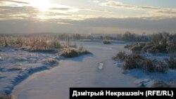 Лельчыцы, Гомельская вобласць. Аўтар Дзмітрый Некрашэвіч.