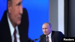 Putin je rekao da nije za pomicanje predsjedničkih izbora za iduću godinu, već da će se oni održati kako je planirano, u martu 2018. godine