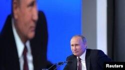 Vladimir Putin, 23 dekabr 2016