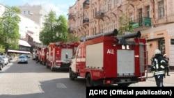 Пожежа виникла вдень 28 квітня