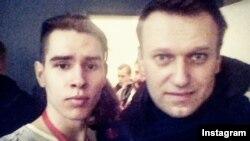 Serghei Ceaikovski și Aleksei Navalny.