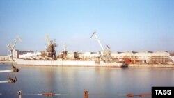 Судостроительный завод имени 61 коммунара в Николаеве