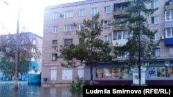 Улица в Комсомольске-на-Амуре