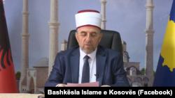 Myftiu i Kosovës, Naim Tërnava.