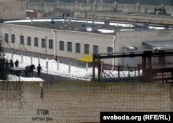 Турма ў Жодзіна