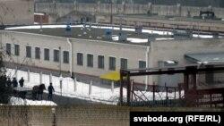 Турма ў Жодзіна, ілюстрацыйнае фота