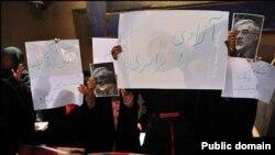 این بیانیه از جمله از بازداشتها در جریان همایش هواداران حسن روحانی و معترضان دولت در جماران گفته است