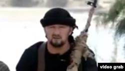 Гулмурод Халимов, бывший командир ОМОНа МВД Таджикистана, присоединившийся к ИГ.