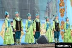 Празднование Дня Республики в Татарстане