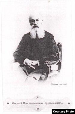 Николай Крестовников