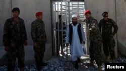 Звільнення в'язня з Центру утримання Парван, де нині перебувають 88 нових претендентів на звільнення, архівне фото
