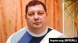 Голова Бахчисарайської райспоживспілки Григорій Бур'янов