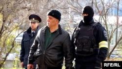 Затримання Асана Чапуха в Сімферополі, 23 листопада 2017 року