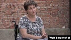 """Марина Дучко, кадр из документального фильма """"Беслан. Помни"""" Ю.Дудя"""