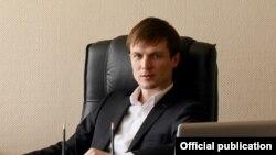 Алан Кокаев, экс-начальник управления культуры города Владикавказ