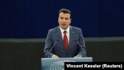 Makedoniýanyň premýer-ministri Zoran Zaew