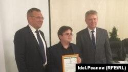 Рафик Шайхутдинов (справа)