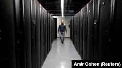 Серверная комната, архив
