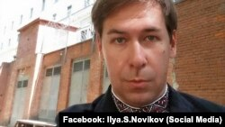 Адвокат Ілля Новиков