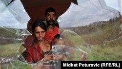 Romi u Oseniku kod Sarajeva, fotografija Midhata Poturovića nagrađena kao najbolja fotografija u BiH 2012
