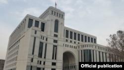 Հայաստանի ԱԳՆ շենքը Երևանում