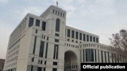 Հայաստանի արտգործնախարարության շենքը, արխիվ