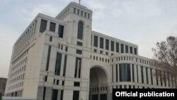 Հայաստանի արտգործնախարարության նոր շենքը Երևանում