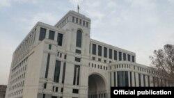 ՀՀ ԱԳՆ շենքը Երևանում, արխիվ