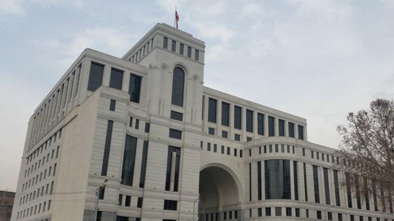 ԱԳՆ․ Ակնհայտ է, որ Անկարան պատրաստ չէ կարգավորել հայ-թուրքական հարաբերությունները