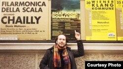 Răzvan Popovici la Musikverein la Viena