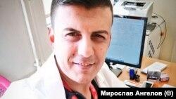 """Д-р Мирослав Ангелов е специализант по кардиология в болница """"Св. Анна"""""""